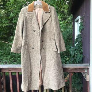 Vintage Bromleigh Wool Coat